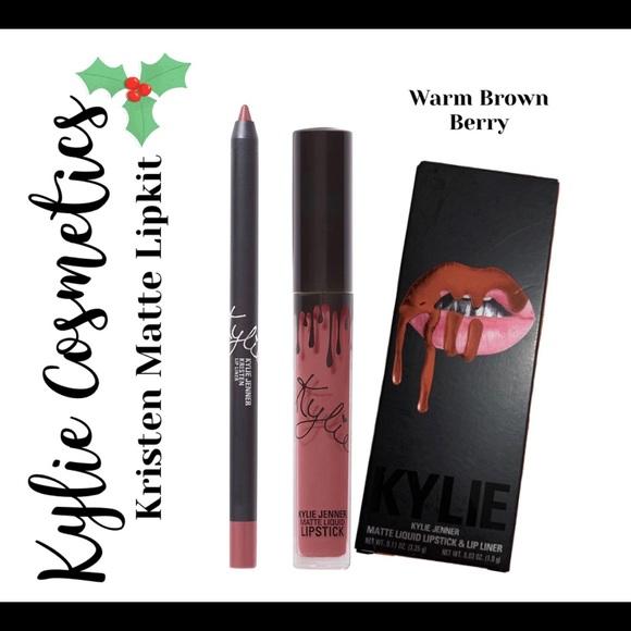Kylie Cosmetics Other - 👩🏻💻 Kylie Jenner Lipkit in Kristen